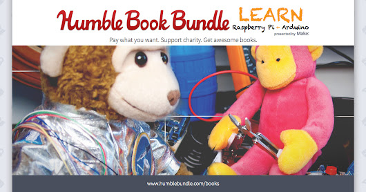 Humble Book Bundle: Learn Raspberry Pi and Arduino