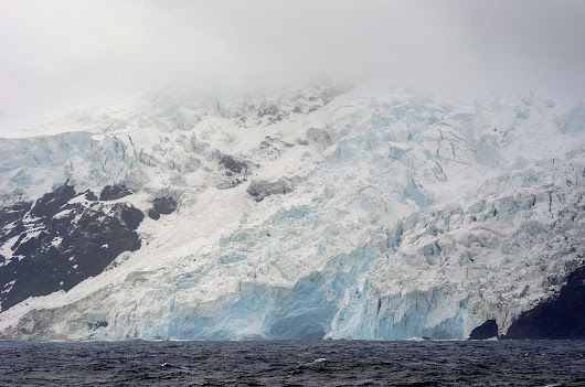 Fascinated by Isolation – Bouvet Island