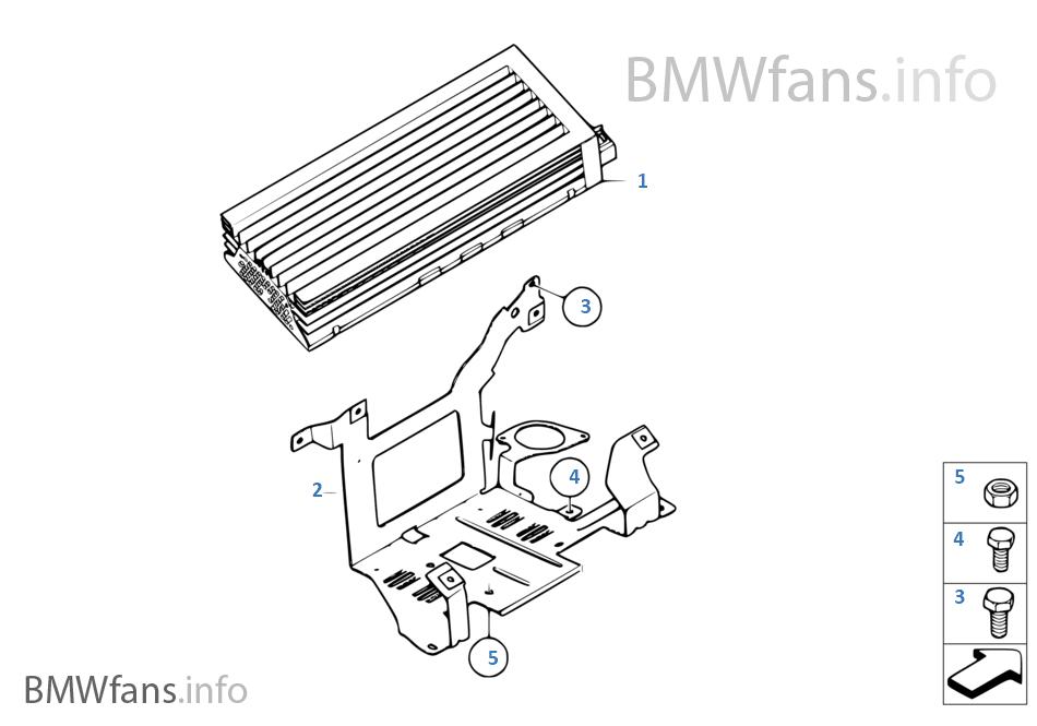 Audio Sistem Bmw E90