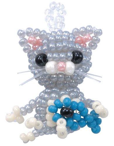 s31314 Kit -  Mascot Fan Miyuki Beading Kit - Nini Cat