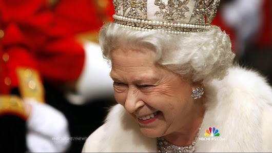 A Royal Record: Queen Elizabeth II Is Britain's Longest-Reigning Monarch - NBC News