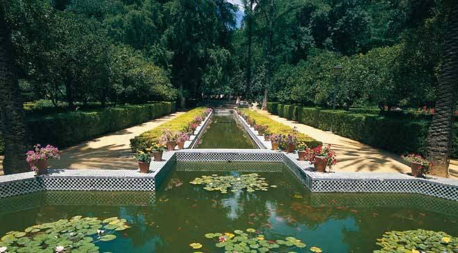 Resultado de imagen de parque maria luisa sevilla