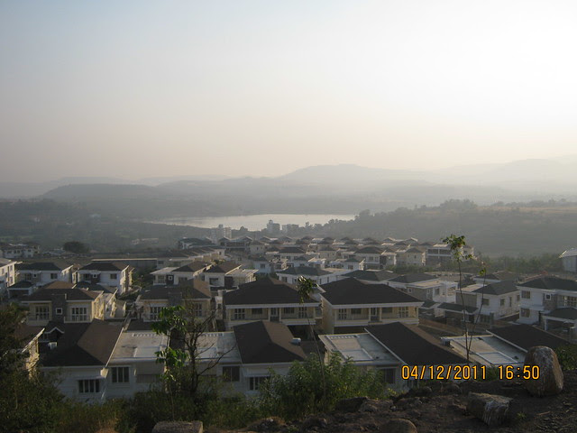 Manas Lake - Visit to Paranjape Schemes' Forest Trails, Bungalows, 2 BHK & 3 BHK Flats at Bhugaon, Pune 411 042