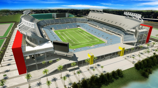 Citrus Bowl releases new renderings of stadium - Orlando Business Journal