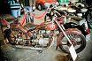Motocykl AWO 425 Tourist, rocznik 1956 - miniatura
