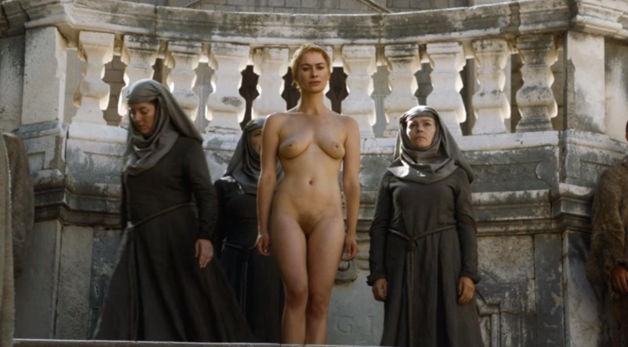 Game of Thrones - Nua, Cersei Lannister é humilhada no ultimo capítulo da temporada!