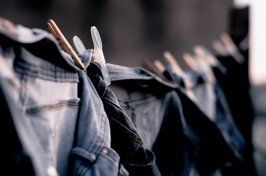 How jeans are made and why sewing your own could be a more sustainable option – SEWRENDIPITY