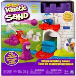 Kinetic SandMagic Molding Tower with 12oz of Kinetic Sand - Spin Master