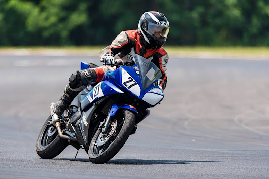 Motorcycle Racer Vipul inviting Sponsorship