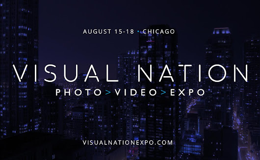 Keynote speaker at Visual Nation Expo - Lindsay Adler Photography
