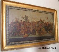 Ζωγραφική του Αλέξανδρου  μωσαϊκό