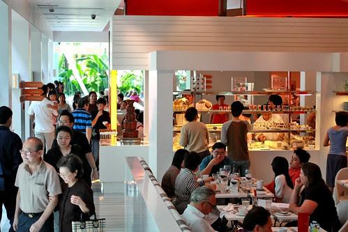 The Line Buffet @ Shangri-La Hotel