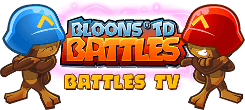 Bloons TD Battles TV - Watch live games