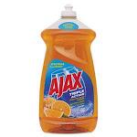 Ajax Triple Action Antibacterial Dish Soap, 52 oz, Orange, Each (CPC49860)