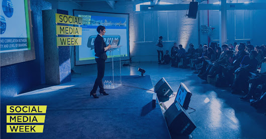Social Media Week Milan - Cultura, storytelling e ambienti digitali per il marketing territoriale