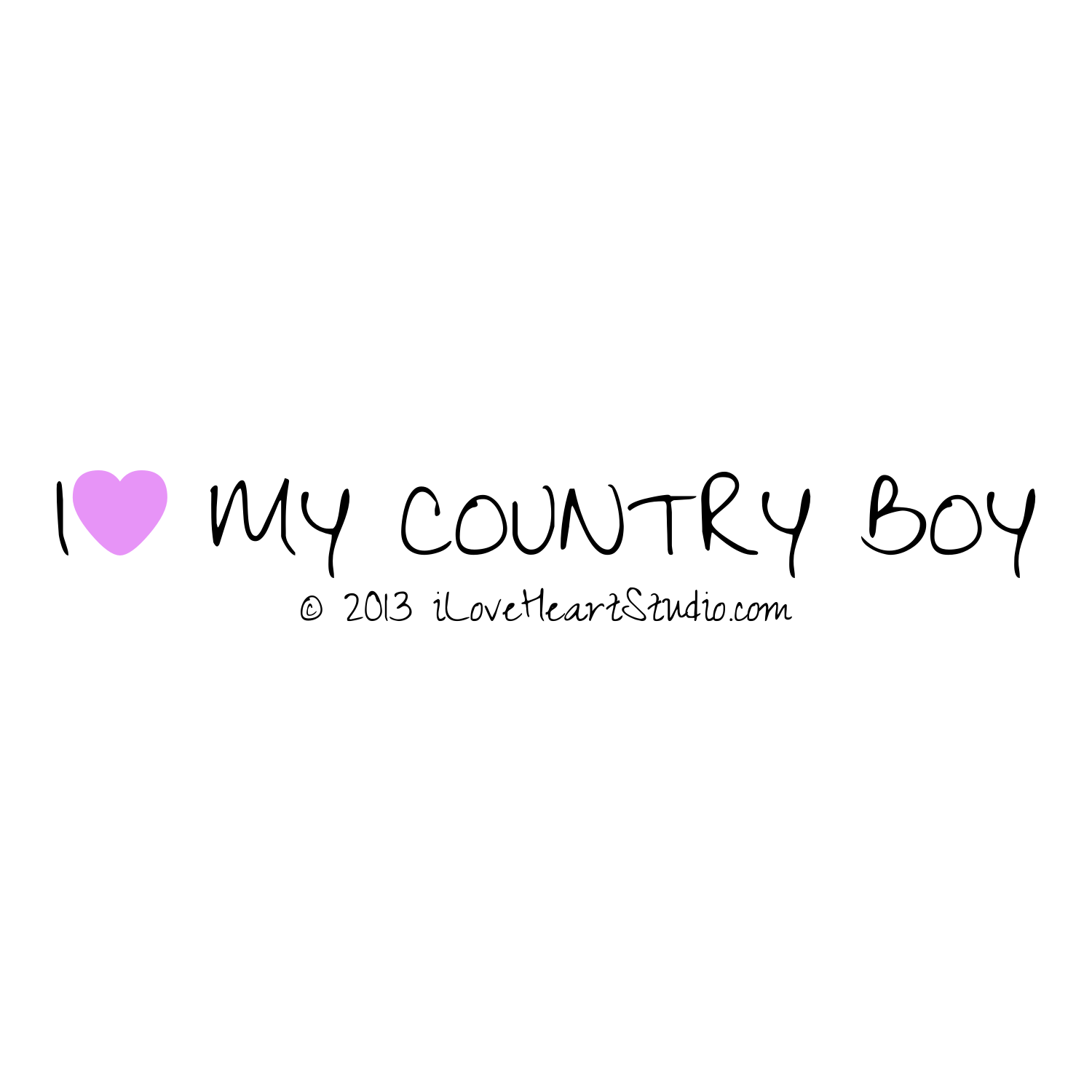 I Love Heart My Country Boy Design On T Shirt Poster Mug And