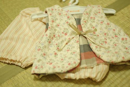 Vest and pants for Miyu
