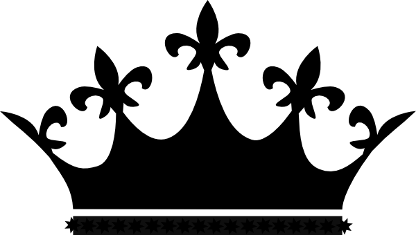 Queen Crown Clip Art At Clkercom Vector Clip Art Online Royalty