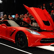 First 2014 Chevy Corvette Stingray Sells For $1.1 Million