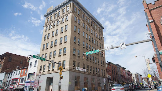 Former downtown bank to open as La Quinta Inn & Suites in April - Baltimore Business Journal
