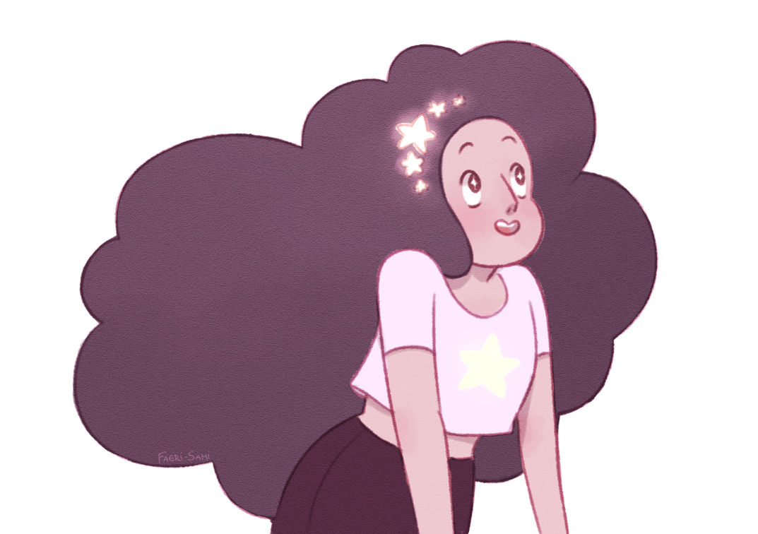 I draw Stevonnie so much but idc they're my bby I'll love them always