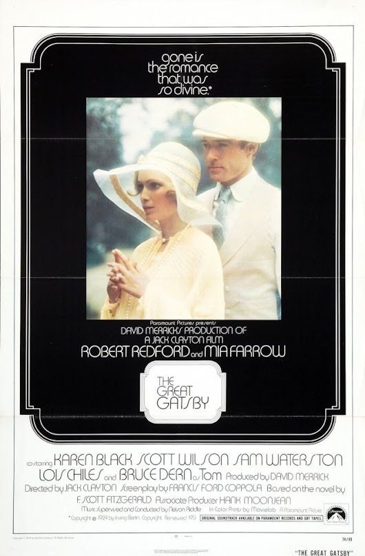 The Great Gatsby - O Grande Gatsby (1974)