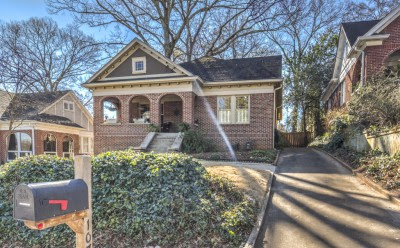 1071 Bellevue Drive NE, Atlanta, GA 30306 - Atlanta Real Estate - Brookhaven, Buckhead, East Cobb