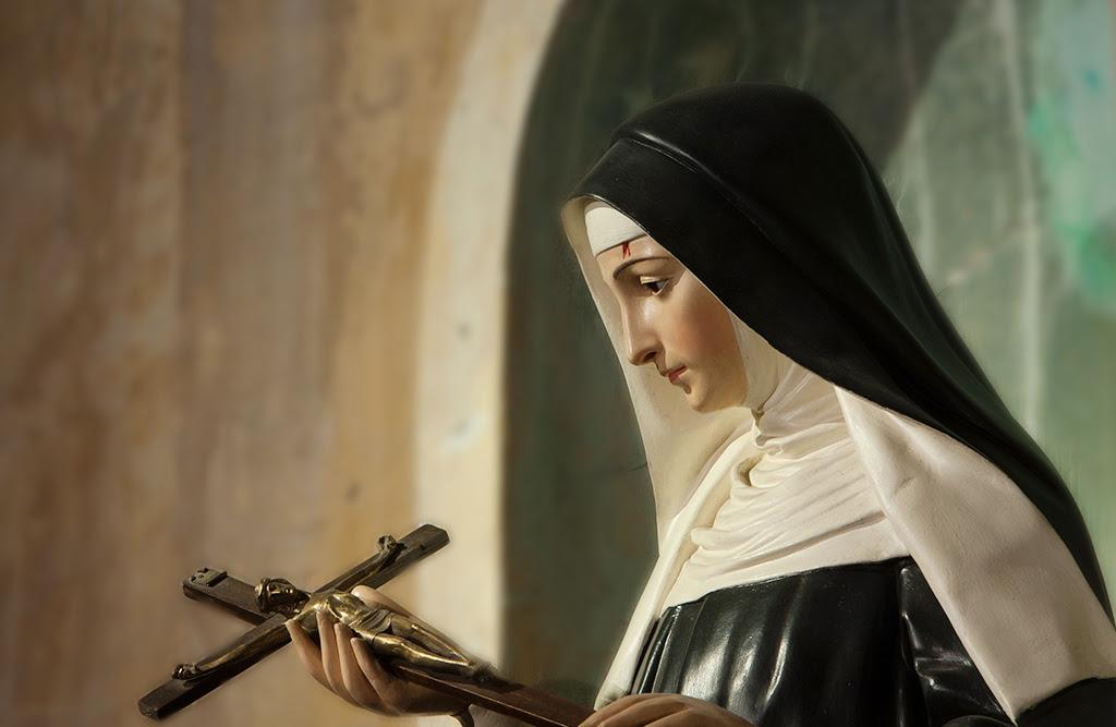 Oração A Santa Das Causas Impossíveis Santa Rita Arautos Do