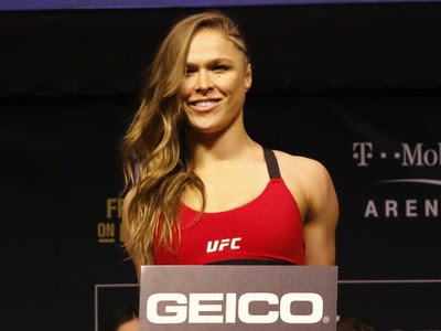 Ronda Rousey; UFC 207 (Foto: Evelyn Rodrigues)