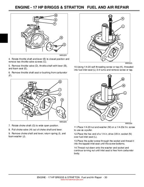 JOHN DEERE L130 LAWN GARDEN TRACTOR Service Repair Manual