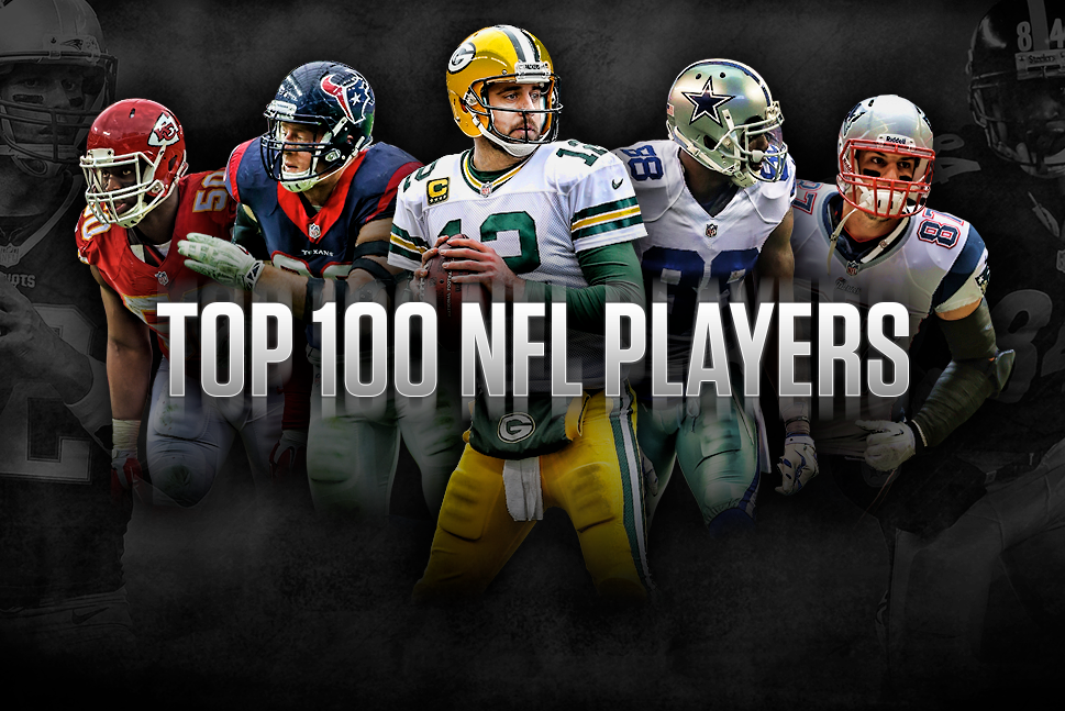 Ranking the Top 100 Players at Beginning of the 2015 NFL Season  Bleacher Report