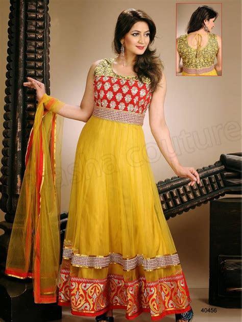 Fashion & Style: Anarkali Fancy Bridal Wedding Wear Frocks