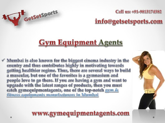 Are you looking for best gym & fitness equipments manufacturers i…