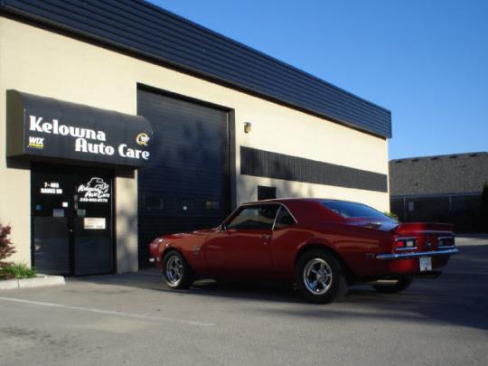 Kelowna Auto Care In Kelowna 7 495 Banks Rd Auto