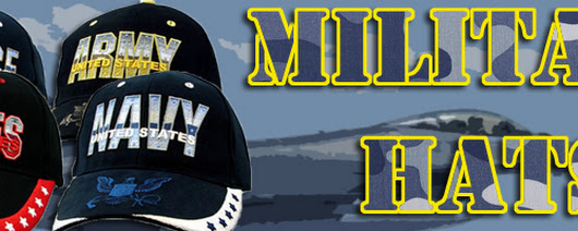 Military Patches and Hats, Military Shirts and Pins for Army, Marines, Navy, Air Force, USCG, and More!