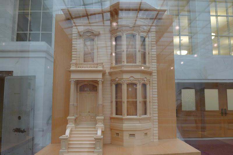 Wooden victorian