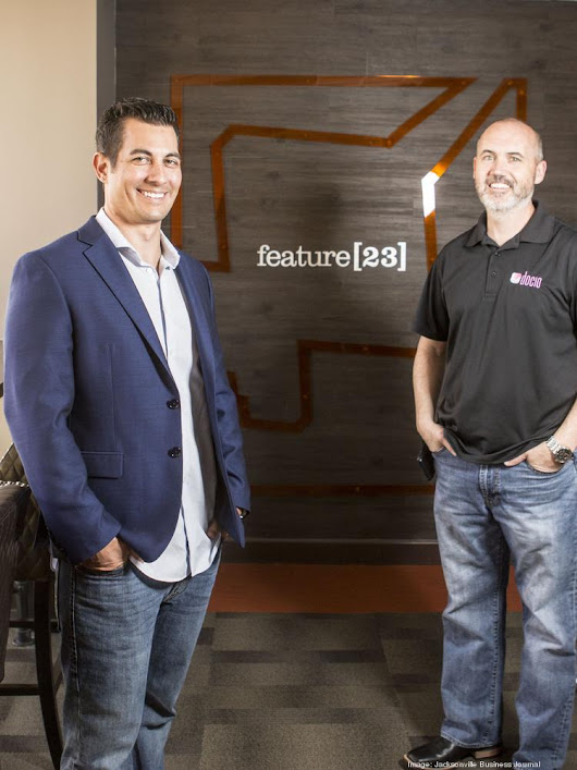 How Feature[23]'s new product Docio could be a game changer - Jacksonville Business Journal