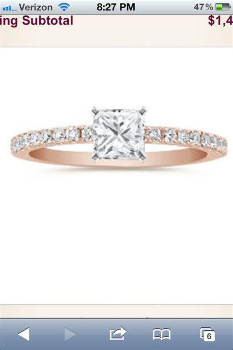 Rose Gold Ring: Rose Gold Ring At Shane Co Wedding