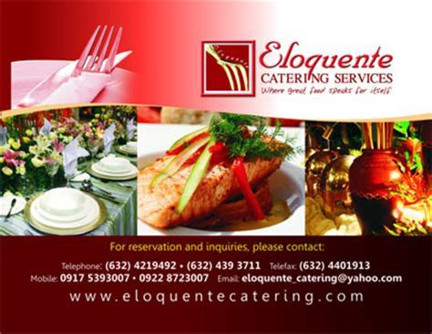 Eloquente Catering Services   Metro Manila Wedding