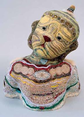 Breasted Buddha by Sherry Markovitz