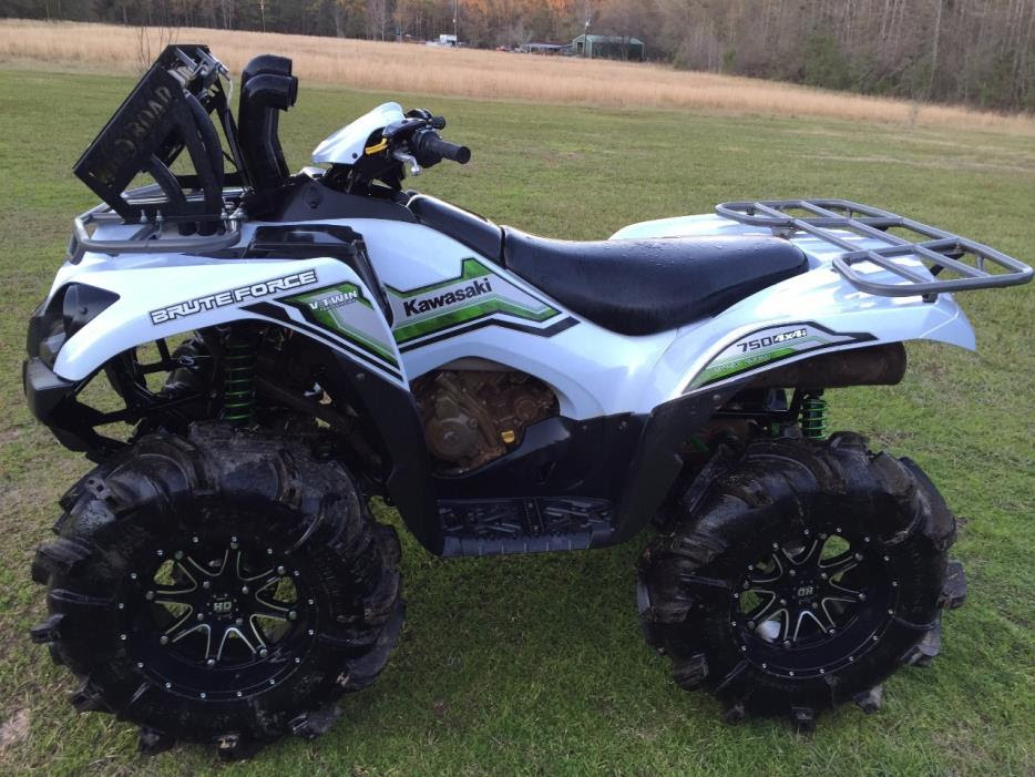 Kawasaki Brute Force 750 4x4i Eps Special Motorcycles For Sale