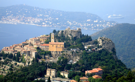 The beauty that is Eze-sur-Mer