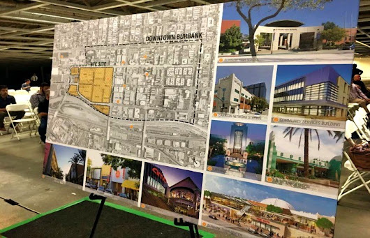 20 Things You Should Know About The Burbank Town Center Revitalization