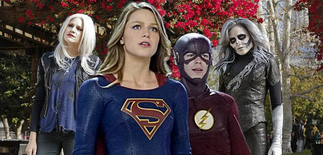 "SupergirlXTheFlash: Things You May Have Missed In ""Worlds Finest"""