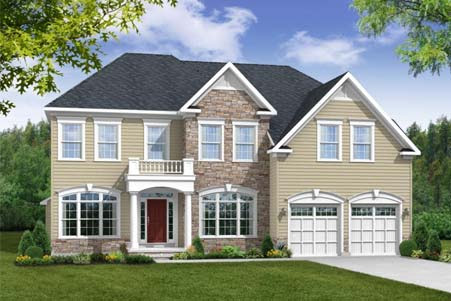 New Homes Fredericksburg Virginia | Home Builders | On Your Lot ...