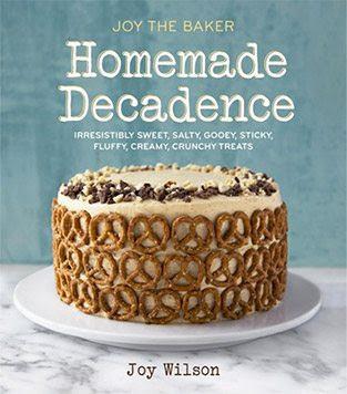 joy the baker homemade decadance