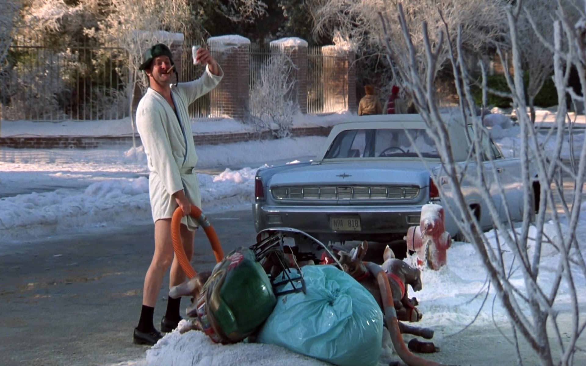 Christmas Vacation Wallpaper 78 Images Images, Photos, Reviews