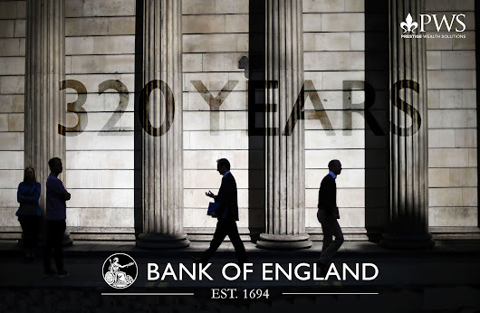 Bank of England Est. 1694 - Alex Herbert