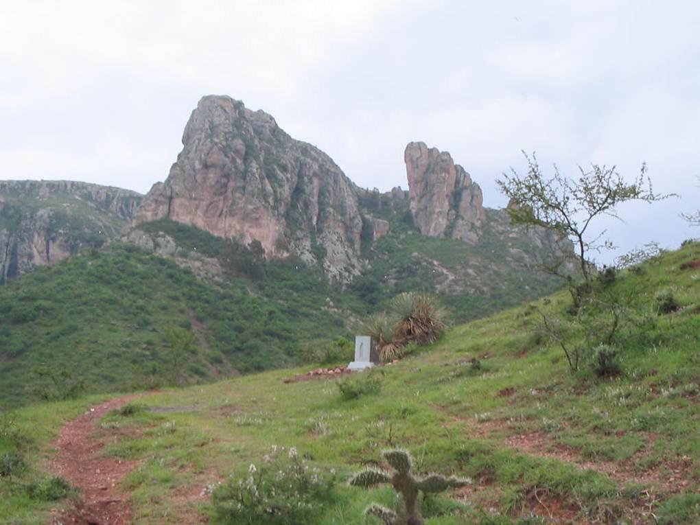 Leyenda La Bufa y el pastor