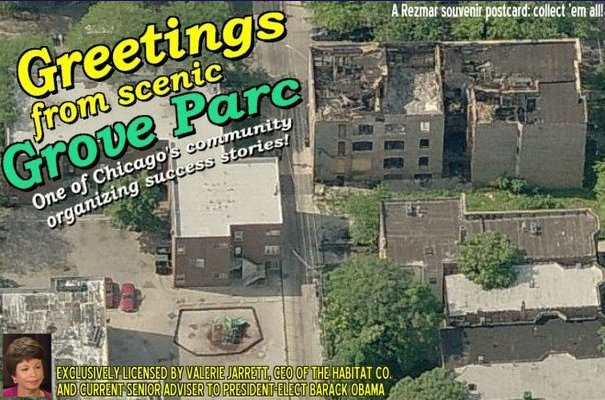 Image result for Valerie Jarrett Slum Lord